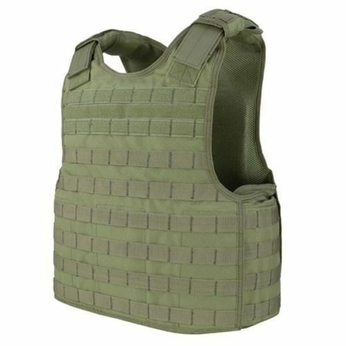 OD Green Condor #DFPC Tactical Defender Body Armor Plate Carrier