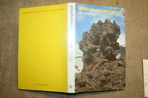 Sammlerbuch-Gesteinsbestimmung-Mineralogie-Gesteinskunde-Minerale-DDR-1987