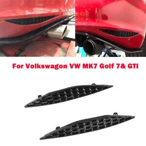 Für VW Golf7 MK7 GTI Rückstrahler Reflektor Rückleuchte Hinten Strahler Tuning