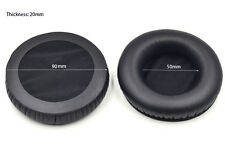 New 90mm / 3.5inch Ear pads cushion headphone parts pillow earpads for headset