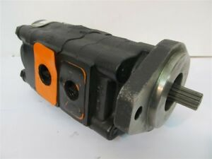 Getman / Parker 494169 / 3129620213, PGP031 Series, Tandem Hydraulic Gear Pump