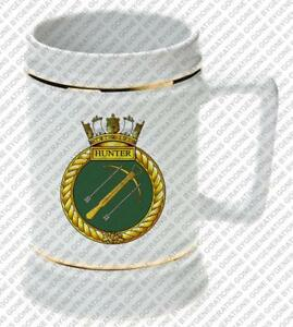HMCS HUNTER ROYAL CANADIAN NAVY BEER STEIN
