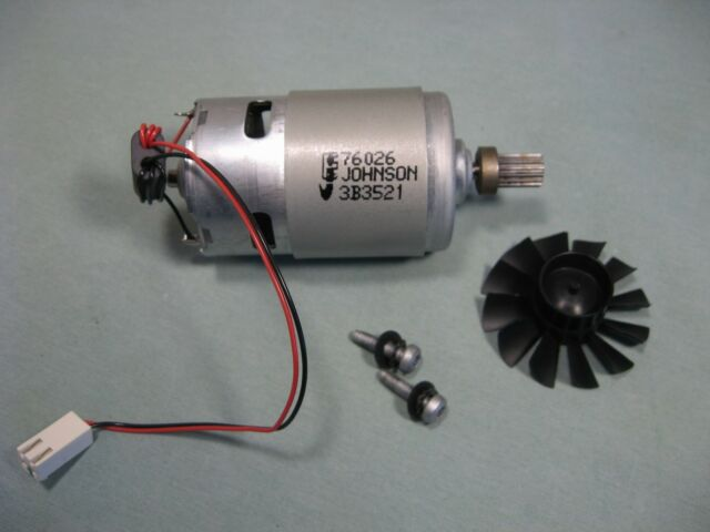 Bernina Sewing Machine Motor and Fan 0078847000 Virtuosa Activa Arista