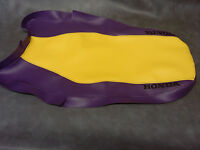 Honda Cbr600f3 Seat Cover 1997 1998 In 2-tone Or 25 Colors (honda Sides/ps)