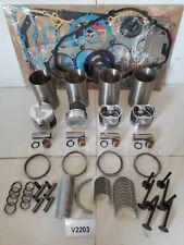 V2203 V2203e Engine Rebuild Piston Liner Bearing Ring Kitgasket Kit Valve