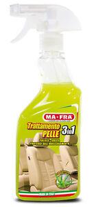 MAFRA Trattamento pelle 3 IN 1 Pulitore sedili auto idrata e protegge MA-FRA
