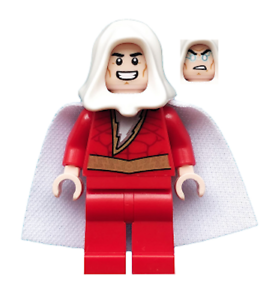 30623 76120 Lego DC Super Heroes Shazam Minifigure