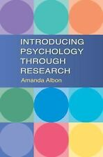 Introducing Psychology Through Research Int'L Edition