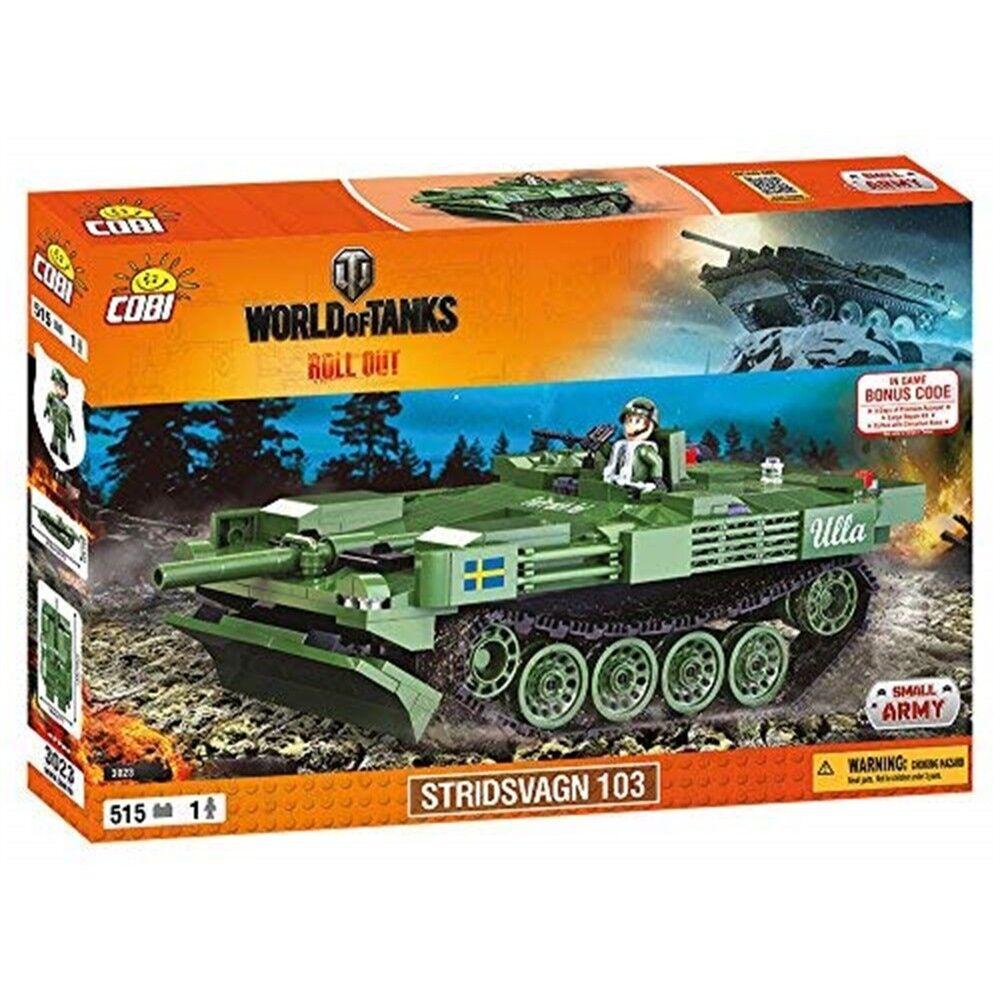 Cobi - World Of Tanks - Stridsvagn 103 (515 Pcs)