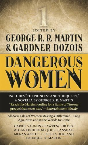 Dangerous Women 1 Martin George R R Dozois Gardner Mass Market Paperback U