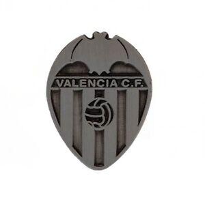 VALENCE-insigne métallique (Argent Antique) - Cadeau  </span>