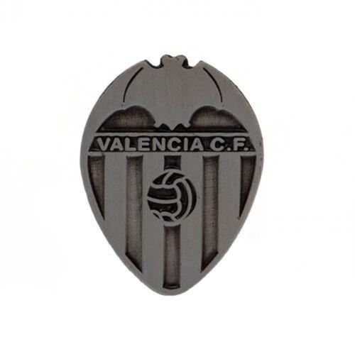 Valencia - Metal Badge (ANTIQUE SILVER)  - GIFT
