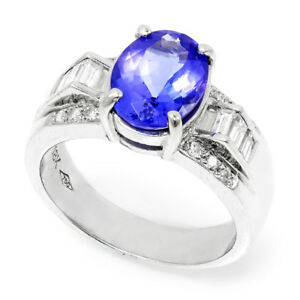 Oval-Tanzanite-Ring-with-Diamonds-18K-White-Gold-2-63ctw