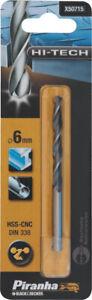 1 Pz Punta Crown B&d Piranha Hss-cnc X50718 Per Metallo 7 Mm Punte Per Trapano Produire Un Effet Vers Une Vision Claire