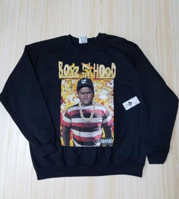 fcec4f53 LRG Boyz N The Hood Doughboy Ice Cube Crew Neck Sweatshirt Size L NWT