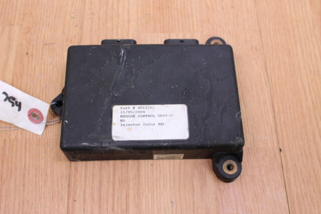 ECU Module # 4011203 or 4011081 Polaris 2005 Fusion 900 Snowmobile