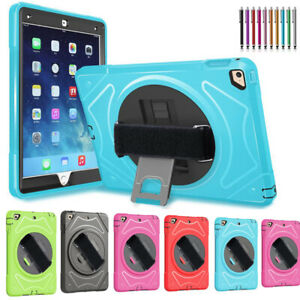 New-Hybrid-Shockproof-Silicone-Tablet-Case-Cover-For-iPad-mini-5-7-9-Air-3rd-Gen