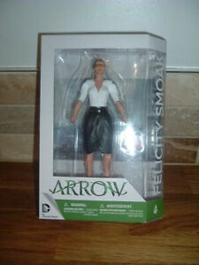 "Glorieux Felicity Smoke 6"" Figure "" Arrow "" Dc Comics U.k. Post Free Performance Fiable"