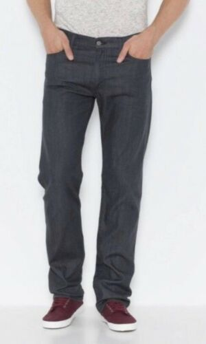 Brand New Men's Levi's 504 Regular Straight Jeans 31W//34L Free P/&P