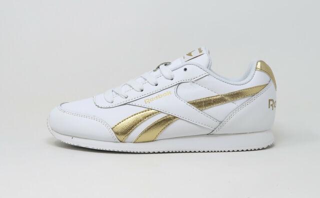 reebok gold sneakers