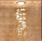 3W LED Crystal Ceiling Light Small Chandelier Ceiling Lamp Pendant Light Hallway