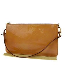 Authentic Louis Vuitton Lexington Hand Bag Monogram Vernis Leather M91057 01Q641