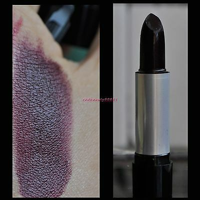 Fashion Black Purple Lipstick Crazy Kiss of Death Vampire Glam Makeup Stick N02