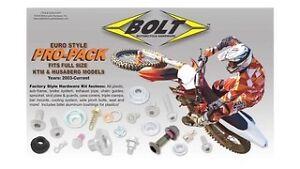 Bolt-Motorcycle-Pro-Pack-Nut-Hardware-Kit-for-Motorbike-suit-KTM-525-EXC-525EXC