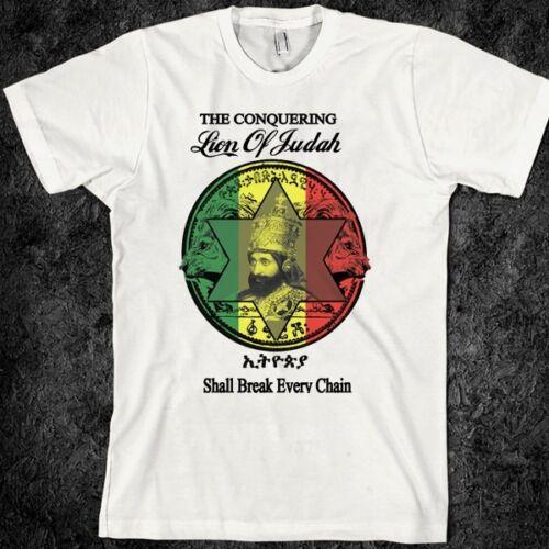 Rocksteady Reggae T-shirt rastafarienne Jamaïque Haile Selassie I Gregory Isaacs