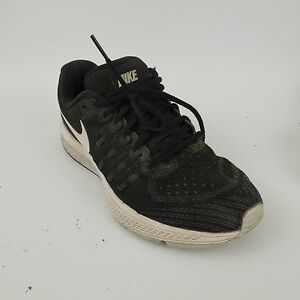 c7c30f01c0a Womens Nike Air Zoom Vomero 11 Black White 818100-001 sz 7 M No ...