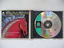 Handley conducts Arnold Symphony No 6, Sweeney Todd & Fantasy RPO Conifer 224 CD