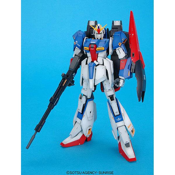 MSZ-006 Gundam Zeta 2.0 GUNPLA MG Master Grade 1 100 BANDAI