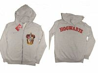 Primark Harry Potter Hogwarts Gryffindor Zip Up Hoodie Uk 6 Bnwot