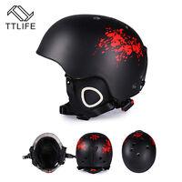 Ski Helmet Autumn Winter Arrival Safety Helmets Skiing Equipment Snow Sports
