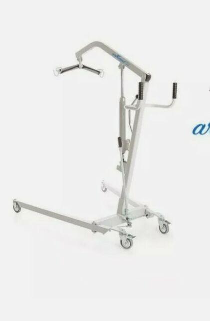 Sollevatore Disabili Sollevamalati Idraulico Anziani Imbracatura OMAGGIO