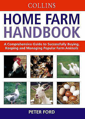 """VERY GOOD"" Ford, Peter, Collins Home Farm Handbook, Book"