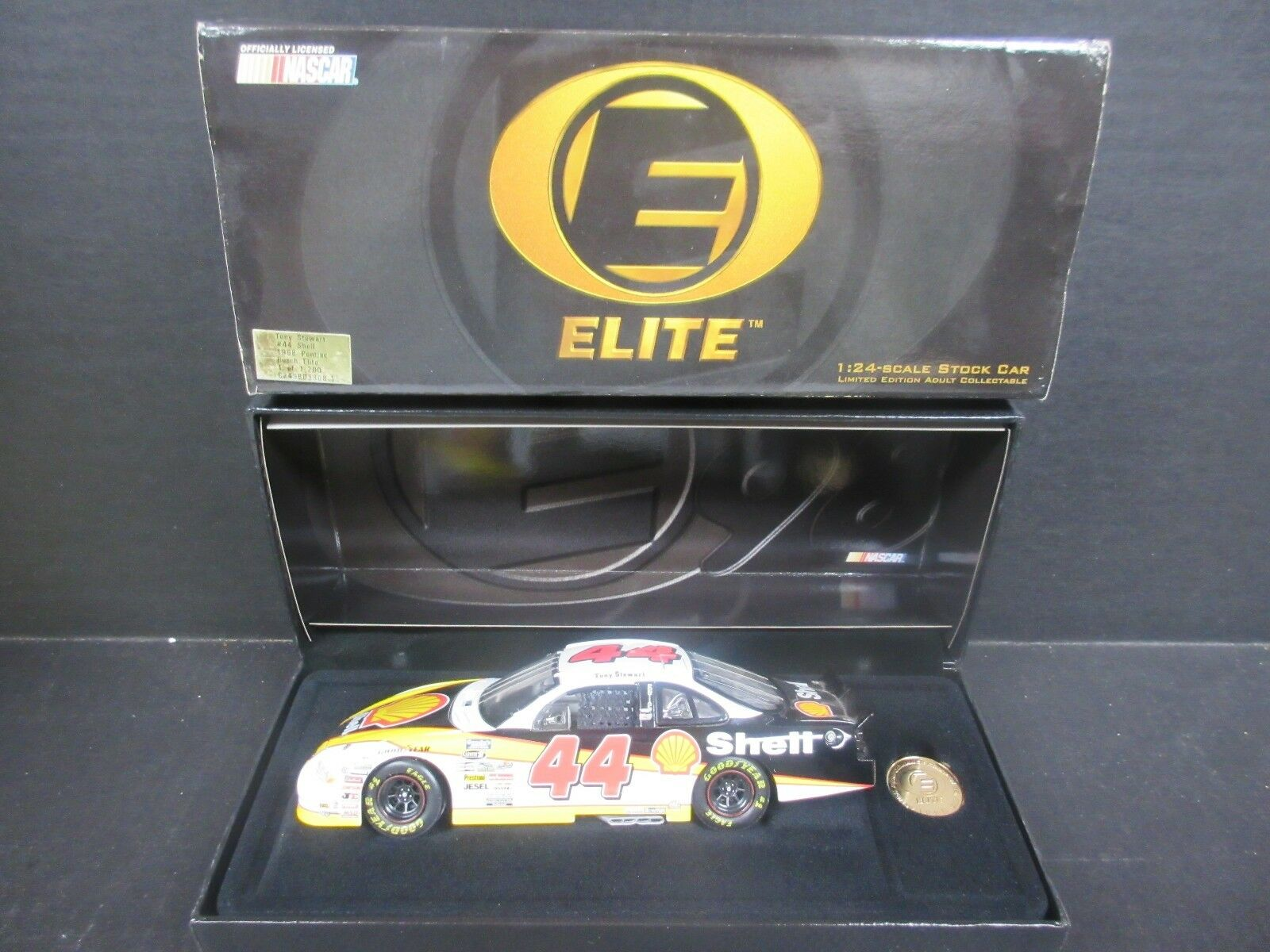 1998 Action Elite-- 44 Tony Stewart-- 1/24th scale