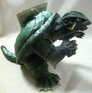 Gamera_figure_14.6-cm-long-carapace_hard-plastic_Bandai_1996_USED-item_NO-BOX_FS