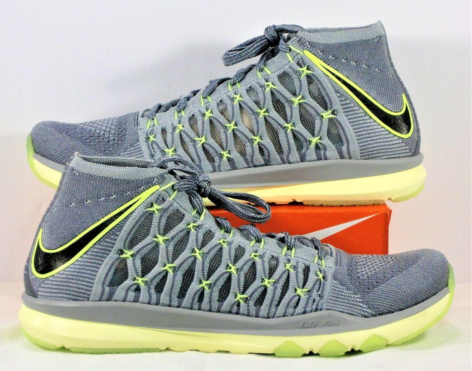 Nike Train Ultrafast Flyknit CR7 Metcon Cristiano Ronaldo Sz 8 NEW 844524 001 best-selling model of the brand