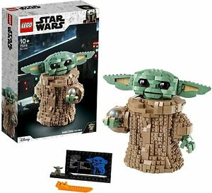 LEGO Star Wars: The Mandalorian The Child 75318 Building Kit Collectible