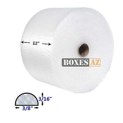 "Bubble Wrap  200 Ft x 12"" Small 3/16"" Bubble - Cushion Wrap Moving / Shipping"