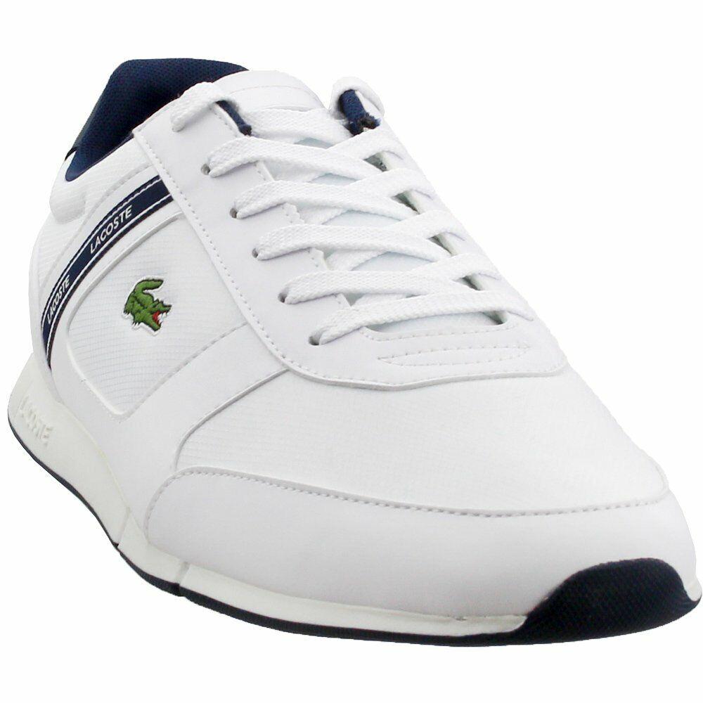 Lacoste Menerva Sport 119 2 Sneakers - White - Mens