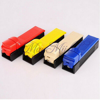 70MM Manual Single Tube Tobacco Roller Cigarette Injector Maker Machine