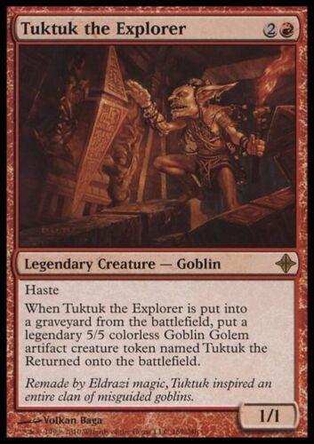 TUKTUK THE EXPLORER Magic ROE Mint TUKTUK L/'ESPLORATORE