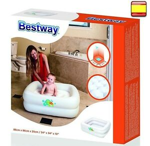 Ba Era Hinchable Piscina Inflable Para Bebe Bestway Ebay