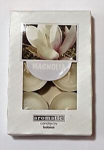 Duftteelicht-Teelichter-Magnolie-6-er-Packung-Kerze-von-Bolsius