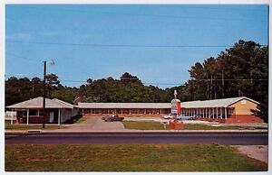 Image Is Loading Manteo Nc Dare Haven Motel Obx D Postcard