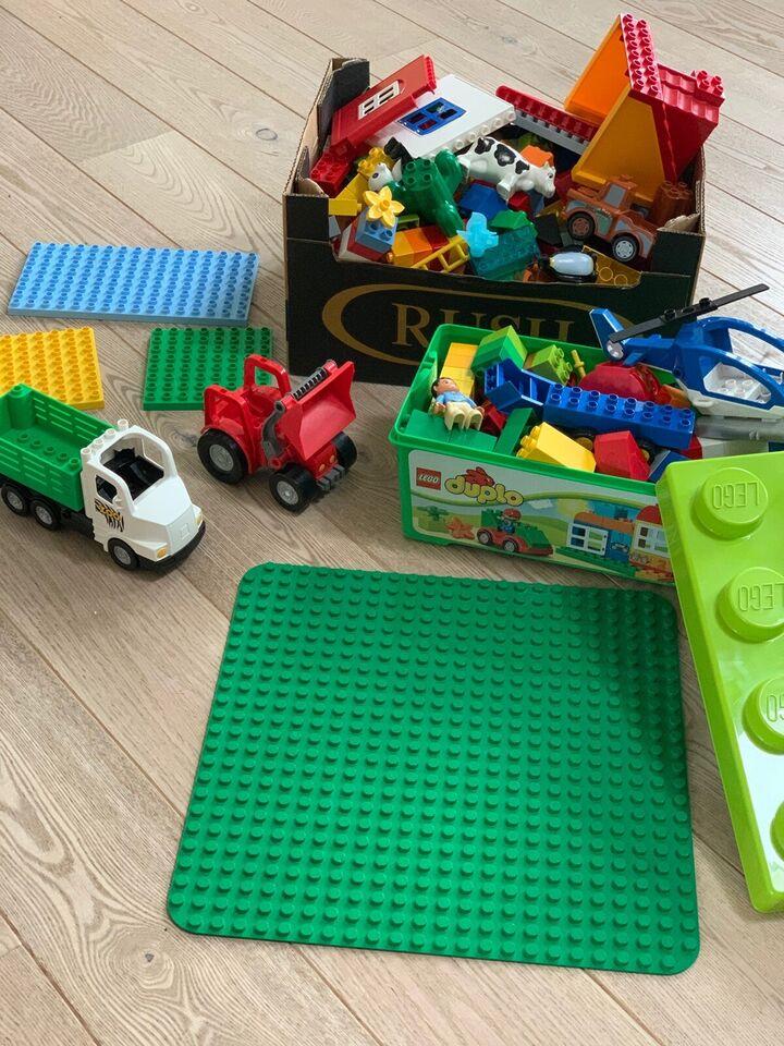 Lego Duplo, Super fin samling