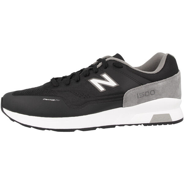 New Balance Md 1500 Fg shoes Nere MD1500FG Sneakers Casual black grey Bianco