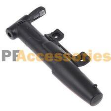 Portable Mini Cycling Bicycle Bike Pump w/ Mount Compact Hand Pump Air Stick NEW